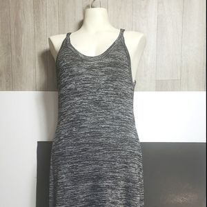 Wilfred Free Long Grey Dress